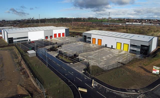 Speculative £8m Leeds EZ development completes