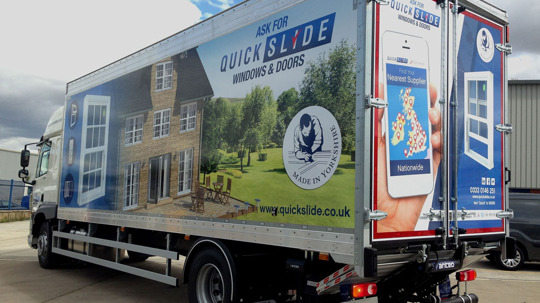Brighouse window and door manufacturer Quickslide has imported a new window manufacturing machine from Serbia with the help of Chamber International. & Chamber International helps Quickslide with import from Serbia ...