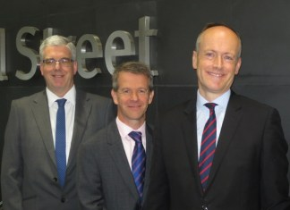 Eddisons expands senior team with trio of LSH directors