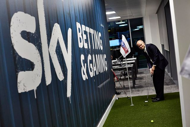 £3.4bn Sky Betting & Gaming acquisition completes