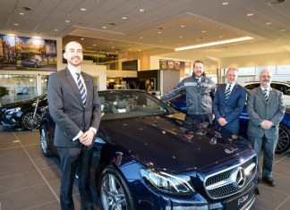 JCT600 completes £2m redevelopment of Harrogate Mercedes-Benz dealership