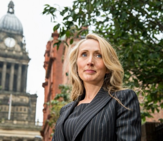 Fall in distress for Yorkshire's professional services sector
