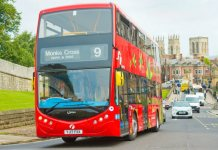Optare supplying electric buses to London fleet