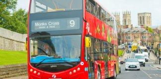 Optare supplying electric buses to London fleet