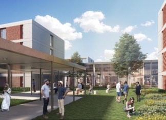 GRAHAM delivering £113m accommodation project for York Uni