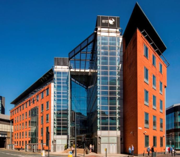£48.9m asking price for BT's Leeds HQ