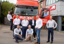 Sheffield expansion for freight forwarder