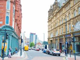 Approval granted for Leeds City Centre development