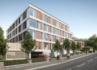 Expansion approved for Newby's Harrogate resi development