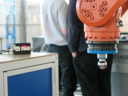 AMRC helping to shake-up metrology market with novel laser tracker