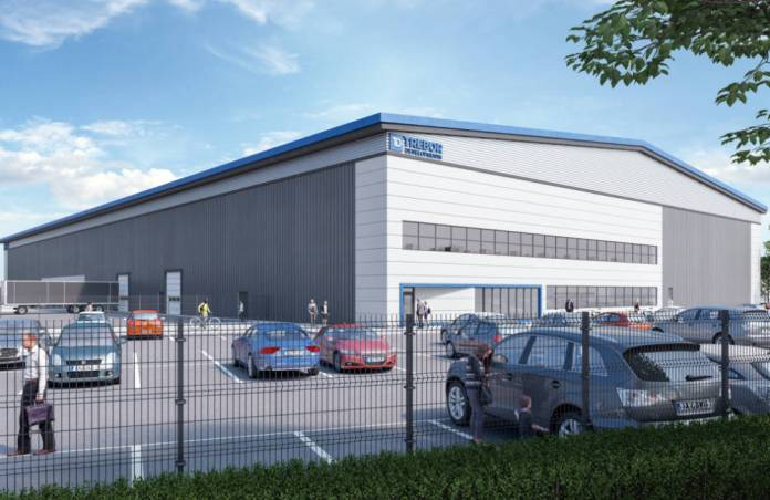 Detailed planning consent secured for Rotherham development