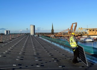 ABP invests £1m in Port of Goole solar initiative