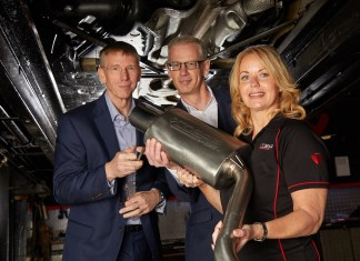 NPIF loan funds expansion plans for Sheffield exhaust maker