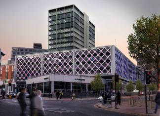 Plans lodged for new Merrion office building