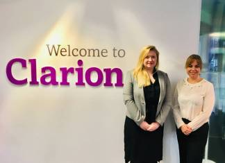 Clarion bolster ranks of real estate team