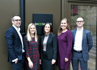 Shoosmiths opens Sheffield office expanding Yorkshire reach