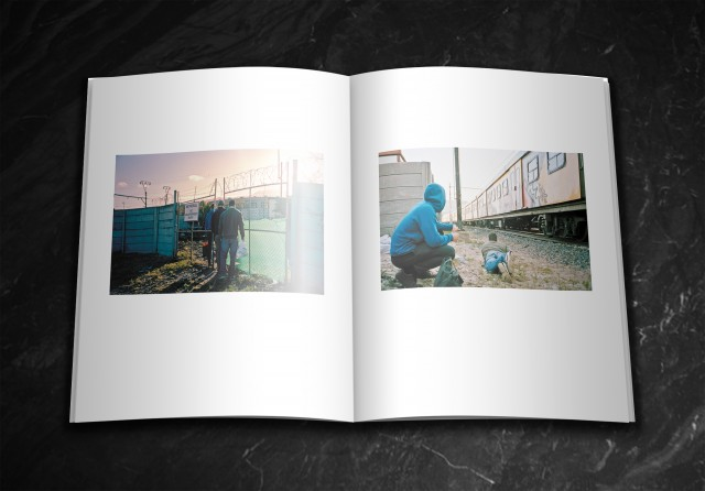 GRAFFITI WITHOUT BOOK THE GRIFTERS Berlin Urban Spree Austellung THORFINE PREVIEW
