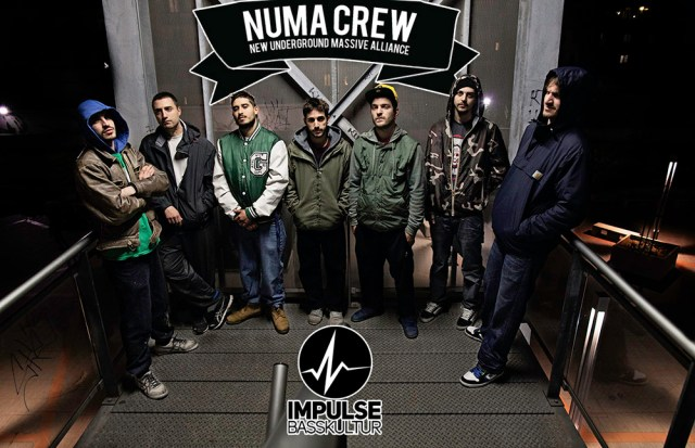 Impulse #25 with Numa Crew