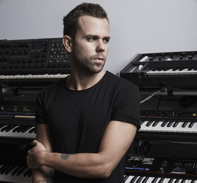 M83 Anthony Gonzalez