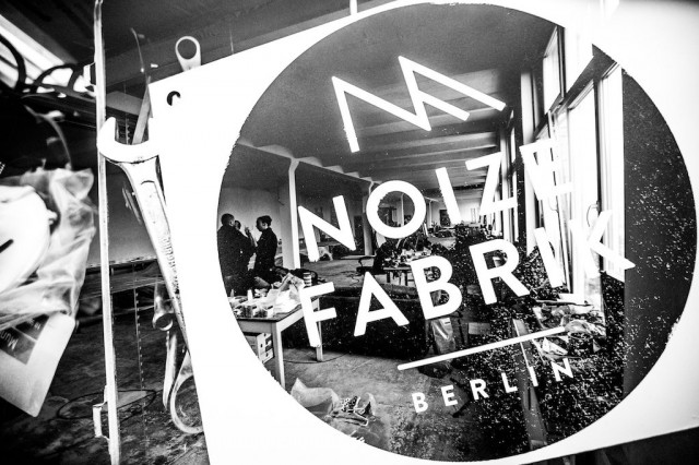 Noize Fabrik, Logo, Co-Working