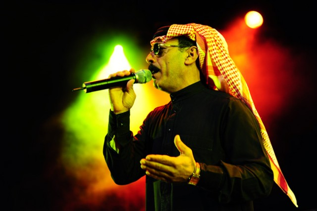 Omar_Souleyman_@_Becks_Music_Box_(5_3_2011)_(5519121250)
