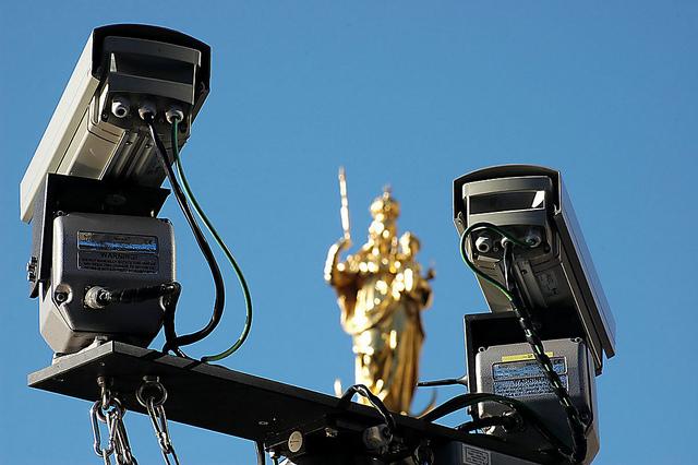 Videoueberwachung, Sicherheit, Foto von Px4u by Team Cu29 (CC BY-ND 2.0)