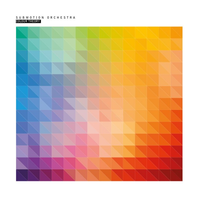 Submotion Orchestra Colour Theory Album Cover