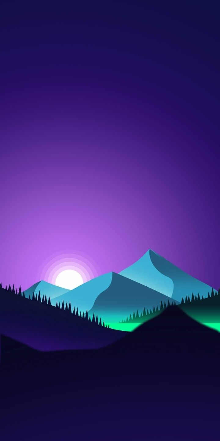 Moutains App Background