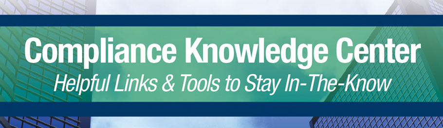 Compliance Knowledge Center