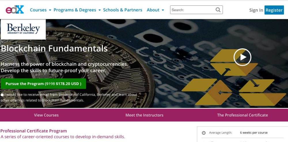 The Definitive Guide to Online Blockchain Courses and Certificate