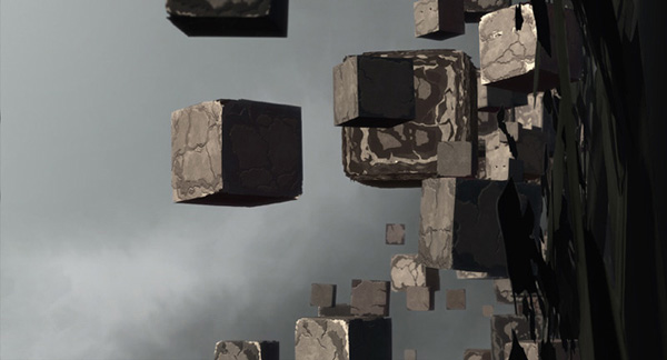 Eclosion - animated short film from Jerome Boulbes