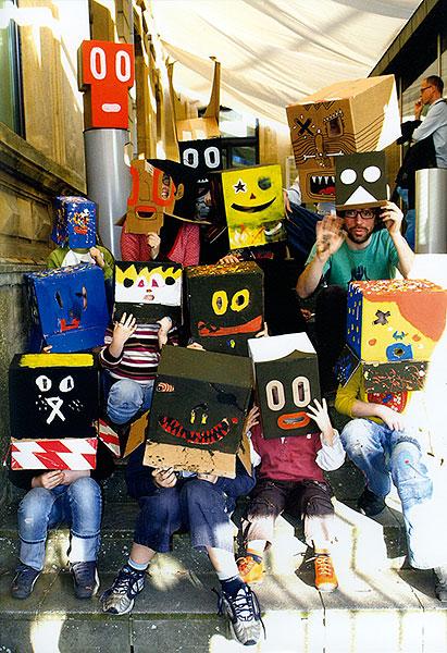 Block Kids - Boris Hoppek - 2007