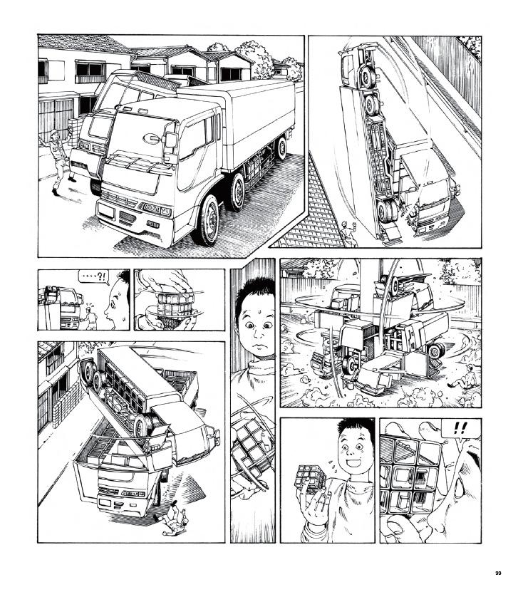 rubik's cube by shintaro kago 4