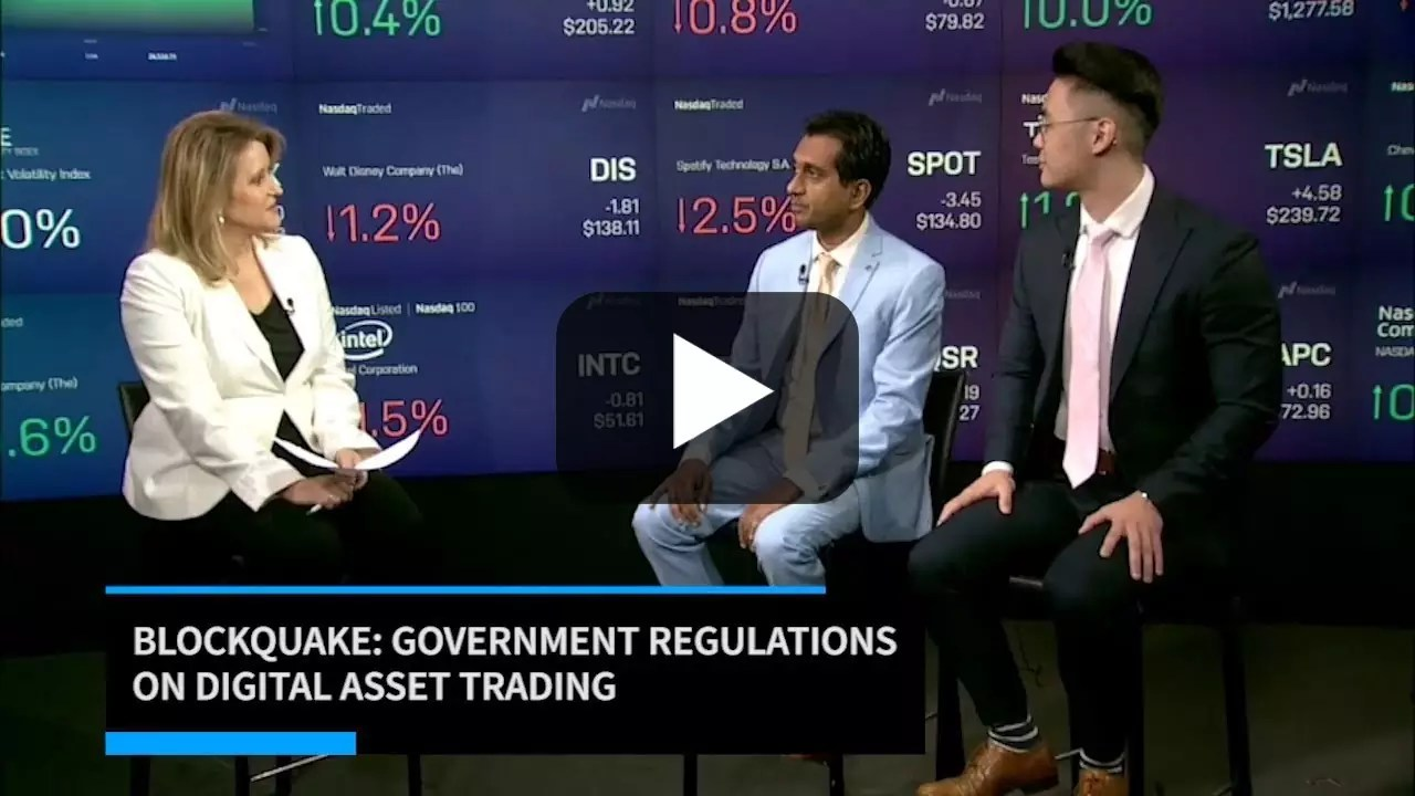 Regulatory Driven Cryptocurrency Exchange