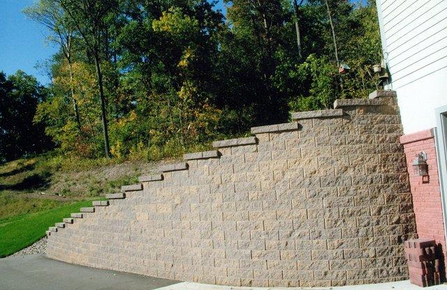 La Crosse Wisconsin Retaining Wall Specialists Inc