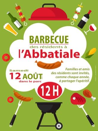 affiche barbec 2017