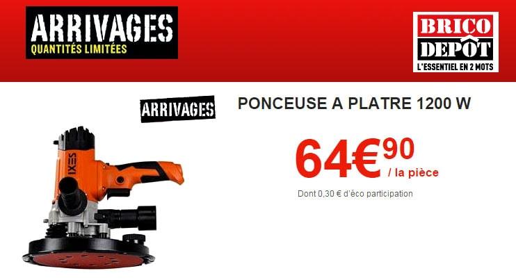 Ponceuse A Placo Brico Depot