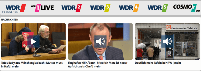 WDR Wortanteil
