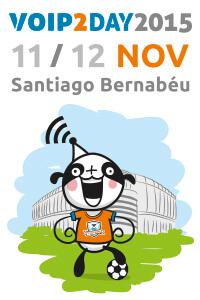 Découvrez l'évènement Voip2day 2015 à Madrid