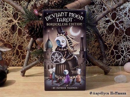 Deviant Moon Tarot 1- Blog ésotérique Anima Libera