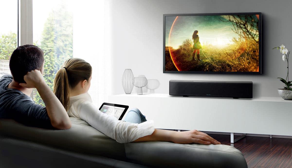 comment fixer sa television au mur