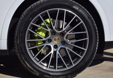 Jantes Porsche : La jante RS Spyder Design