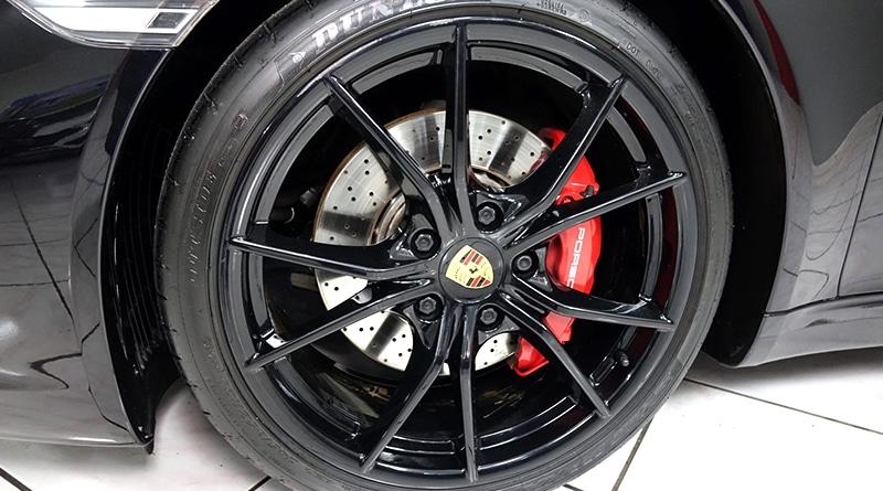 Jantes Porsche : La jante Carrera S GTS