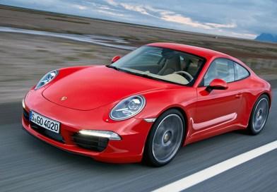 La Porsche 991