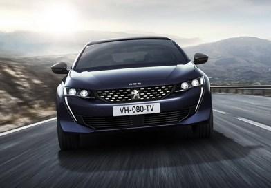 Sélection de jantes pour Peugeot 508