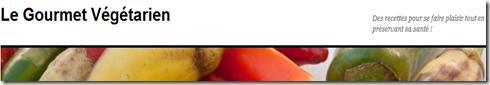 Logo gourmet-vegetarien