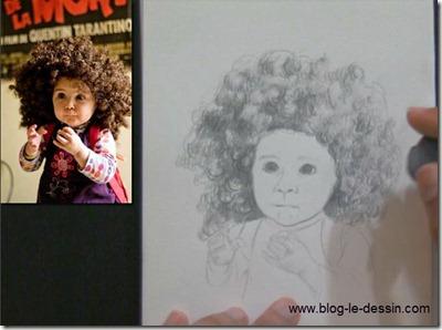 apprendre a dessiner les cheveux2