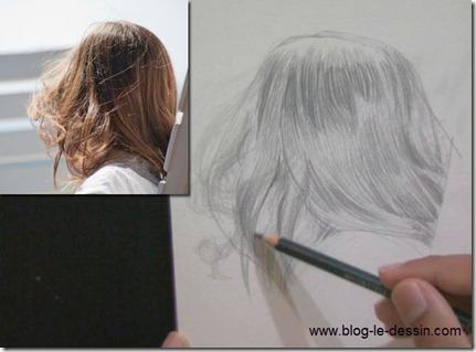 dessiner cheveux9