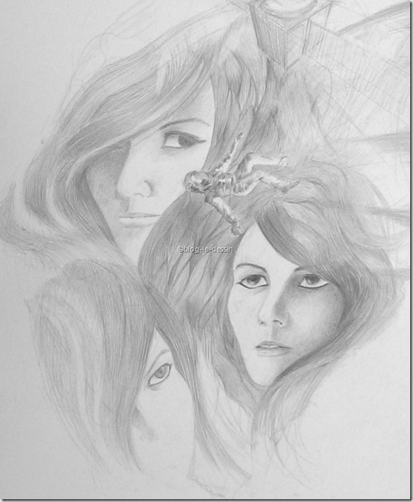 apprendre a dessiner une fille 6