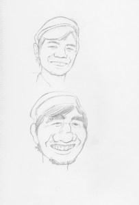 apprendre à dessiner un autoportrait
